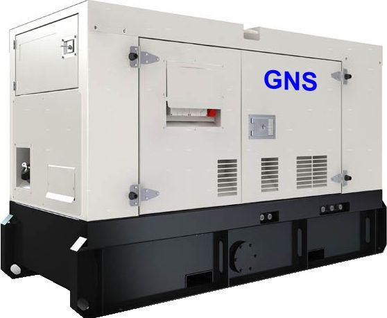 Pramoniniai elektros generatoriai