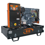 R.I.D elektros generatoriai