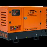 Stacionarūs elektros generatoriai